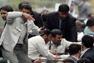 В Ірані спростували інформацію про замах на Ахмадінежада