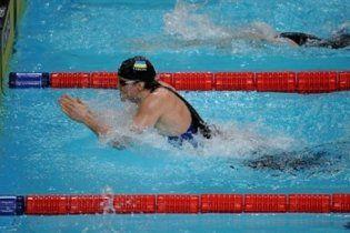 Українці розпочали боротьбу на чемпіонаті Європи з плавання
