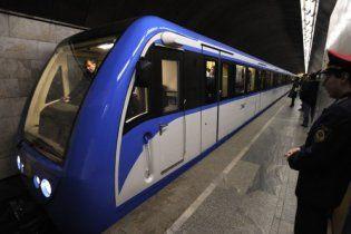 КМДА закупить 50 вагонів за 400 млн гривень для запуску метро на Теремки