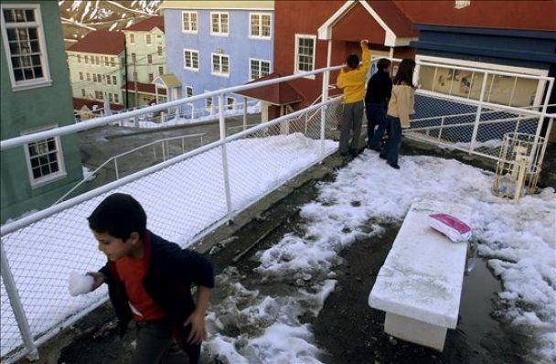 До Бразилії прийшли найсильніші за десять років снігопади
