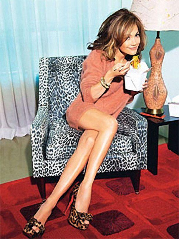 Дженніфер Лопес знялась у сексуальній фотосесії
