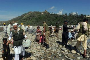 Более 50 человек стали жертвами оползней в Пакистане