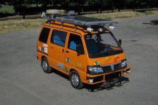 До Києва приїде автомобіль без водія