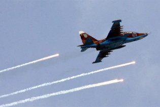 В Росії під час польоту вибухнув штурмовик Су-25