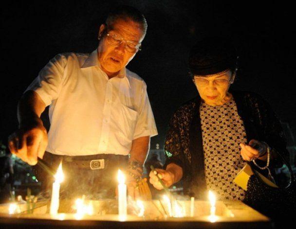 День Хиросимы: 65 лет со дня первой атомной бомбардировки