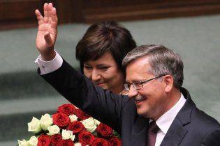 Новый президент Польши видит будущее только в сотрудничестве с Россией