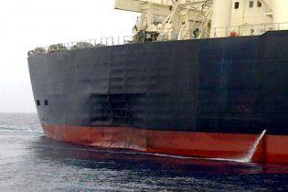 Японский танкер в Персидском заливе подорвали террористы