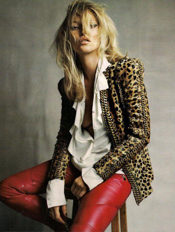 Кейт Мосс знялась для британського Vogue