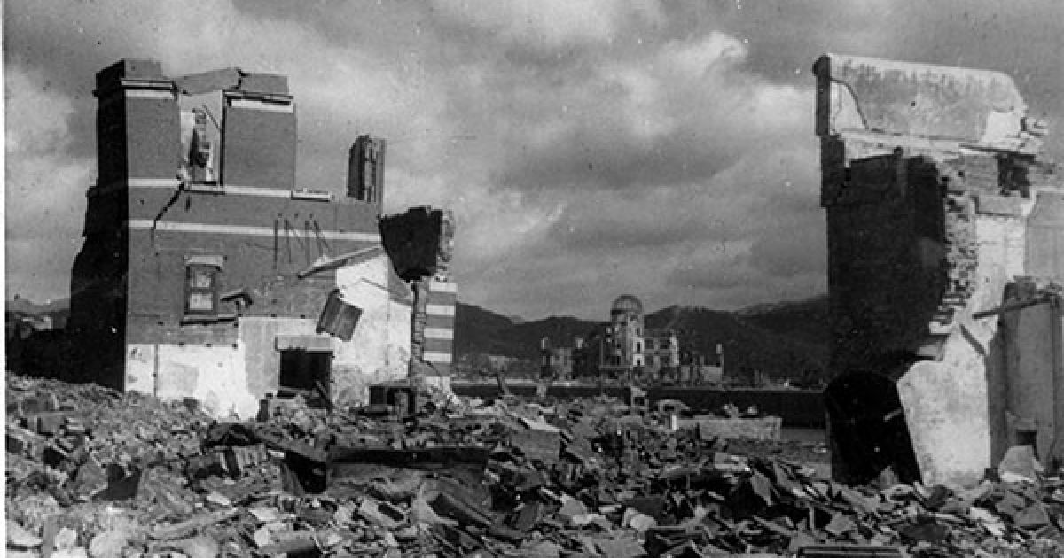a history of attacks of hiroshima and nagasaki