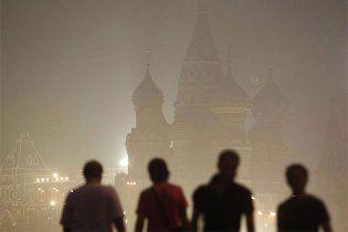 Москву покидають іноземці