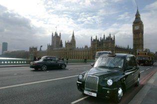 Лондонських таксистів визнано найкращими в світі