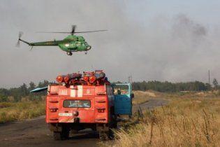 Військово-транспортна авіація стежитиме за лісовими пожежами