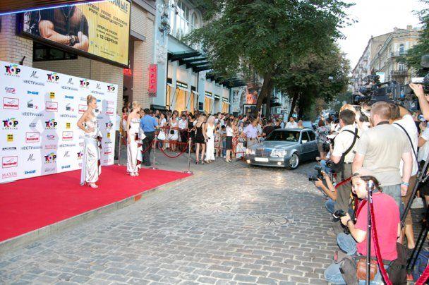 Премьера нового фильма Сталлоне в Киеве