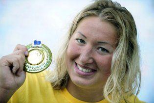 Україна має перше золото на чемпіонаті Європи з водних видів спорту