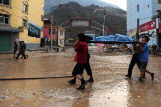 У Китаї в результаті повені загинули 137 людей