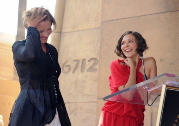 Эмма Томпсон получила звезду на Аллее славы в Голливуде