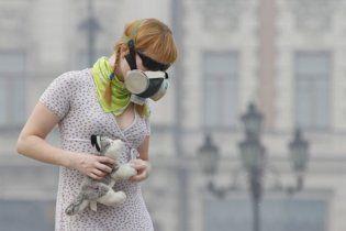 Смог в Москве рассеется в ближайшие дни