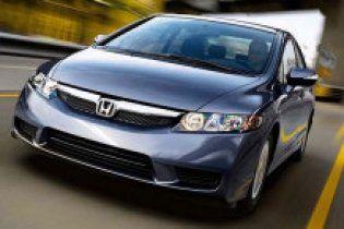 Honda отзывает 400 000 автомобилей