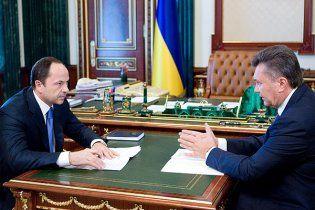 Тігіпко розповів, коли в Януковича впадуть рейтинги