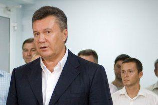 Дорогу к крымским дачам Януковича отремонтируют за 13 миллионов