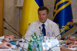 Янукович: новий Податковий кодекс буде захищати бідних