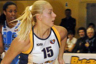 В Україні загинула відома російська баскетболістка