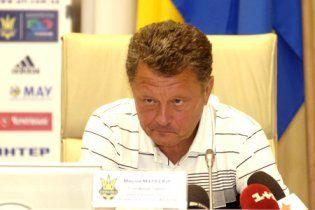 Маркевич: я не вижу будущего у сборной Украины
