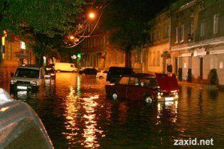 Західній Україні загрожує потоп