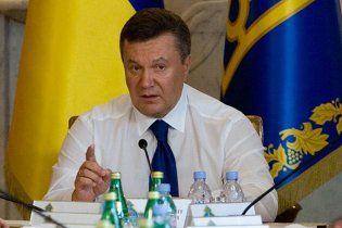 Янукович: укази про відставки в уряді вже готові