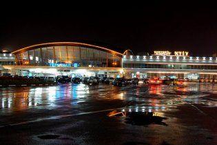 """В """"Борисполе"""" во время взлета сломался самолет"""