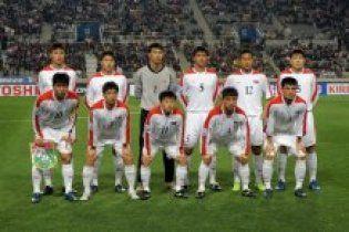 ФИФА расследует информацию о жестоком наказании сборной КНДР