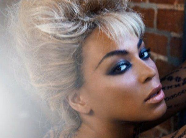 Бейонсе рекламирует краску для волос