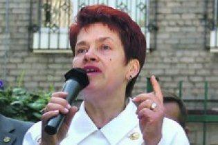 Благотворительный фонд Людмилы Янукович зарегистрирован в магазине женского белья