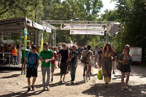 В Угорщині стартує музичний фестиваль Sziget-2010