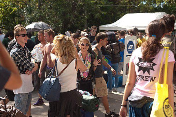"""Группа UB40 открыла фестиваль Sziget-2010 """"в Будапеште"""