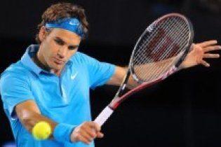 Федерер установил рекорд побед в теннисе