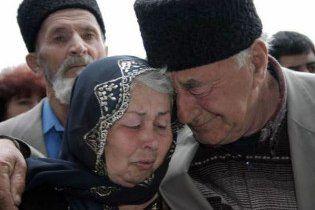 Крымский премьер пообещал отобрать землю у татар