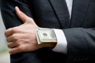 Средняя сумма взятки в Украине составила 24 тысячи гривен