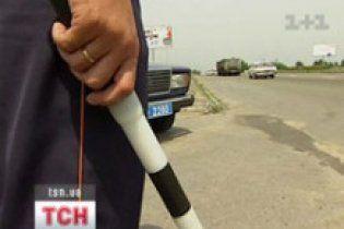 Россиянин откусил палец запорожскому гаишнику
