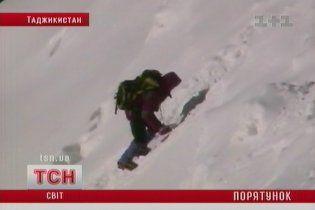 Українських альпіністів у Памірі ніхто не рятує
