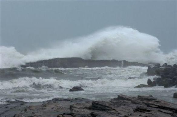 """шторм """"Фунвон"""" вирує на Тайвані"""