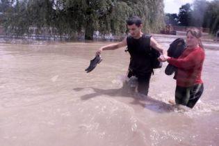 Наводнение Одесской области не угрожает (видео)