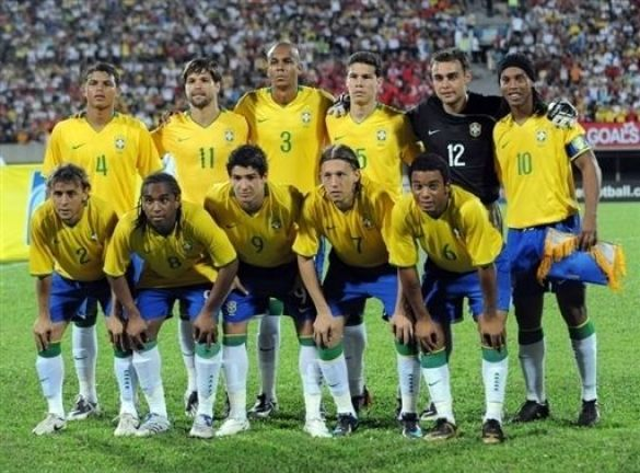 Збірна Бразилії
