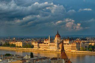 В центре Будапешта нашли бомбу (видео)