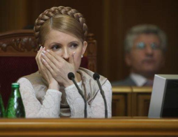 Юлыя Тимошенко