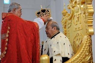 Тихоокеанская монархия Тонга нашла нового - 23-летнего короля (видео)