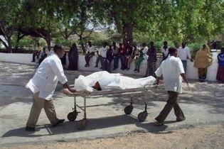 Взрыв в Сомали: 15 погибших
