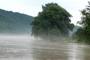 В Карпатах ожидают повышения уровня воды