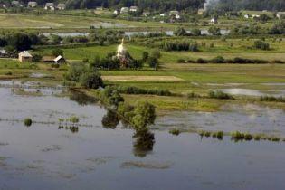 В Закарпатье затопленных домов не осталось