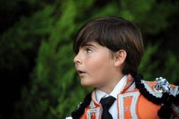 10-річний матадор